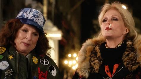 Absolutely Fabulous Fabsugar Want Need 52 by Absolutely Fabulous The Official Trailer 1 2016