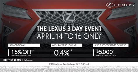 lexus 3 day event 28 images 3 day lexus event openroad