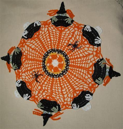 cat doily crochet pattern 541 best images about halloween on pinterest