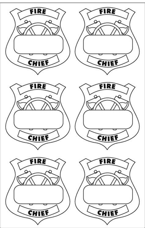firefighter hat template preschool serendipitous discovery community helpers theme