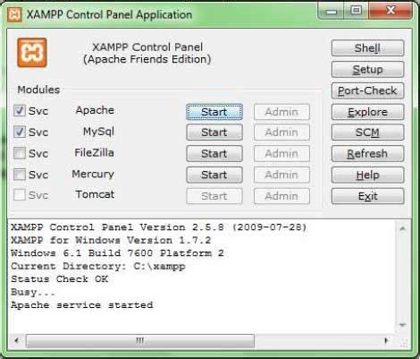 tutorial menggunakan nmap di windows tutorial lengkap cara menggunakan xampp di windows