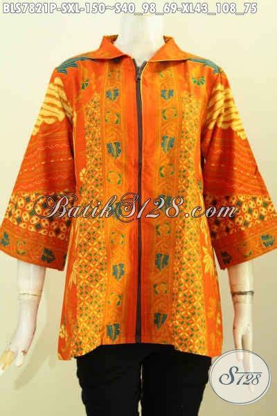Batik Etnik Elegan sedia blus batik elegan pakaian batik jawa etnik buatan