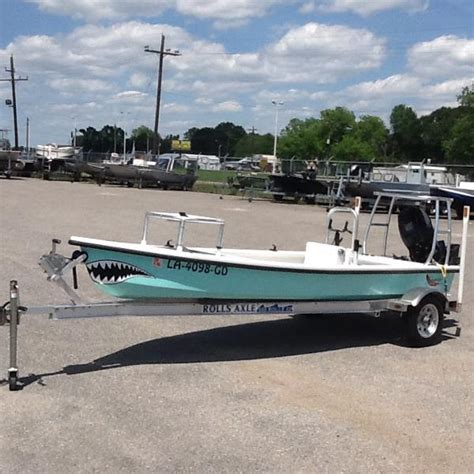 flats boats used used action craft flats boats for sale boats