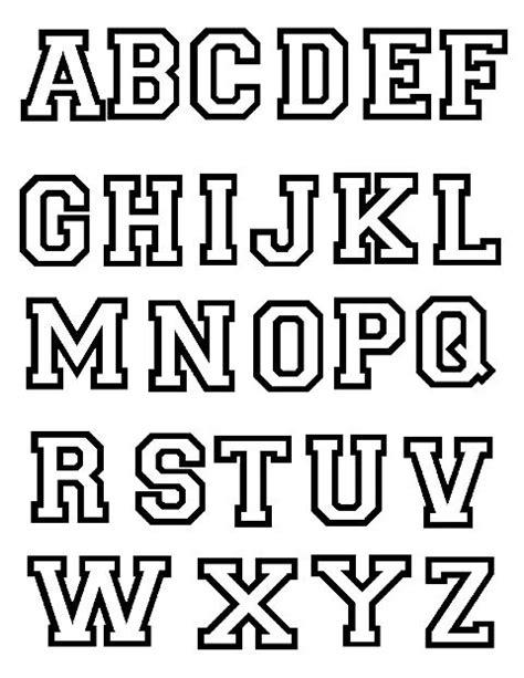 moldes letras mayusculas para imprimir imagui moldes de letras mayusculas grandes para imprimir y