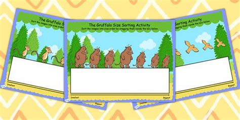 pattern games iwb 17 best images about thema gruffalo on pinterest small