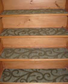 13 step indoor stair treads non slip staircase step rug