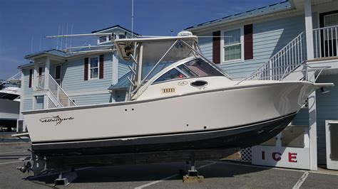 albemarle 268 boats for sale 2004 albemarle 268 express fisherman power boat for sale