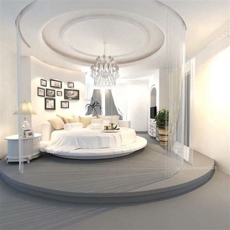 Interior Home Design Ideas 30 Round Beds That Will Spice Up Your Bedroom