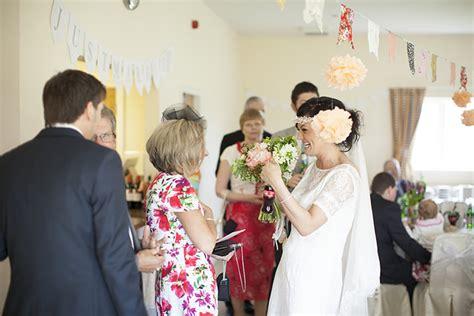 diy village hall wedding in cheshire by daniel hough