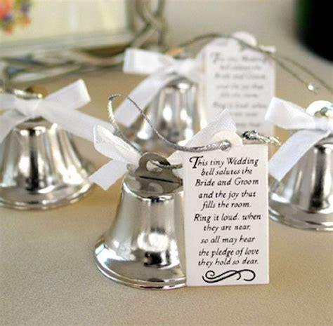 24 mini ring for a wedding bells wedding