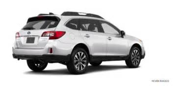 Subaru Outback Kbb 2016 Subaru Outback 3 6r Limited Comparison Kelley Blue Book
