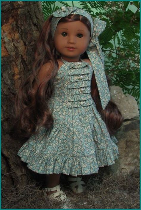 design american girl doll mhd designs 2012 summer collection quot secret garden quot for