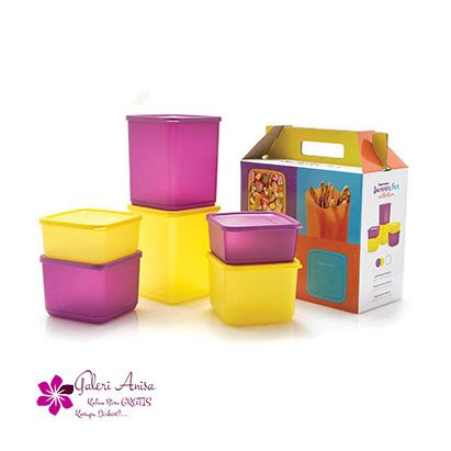 Tupperware New Eco 1l Ungu Orange summer tupperware katalog promo terbaru