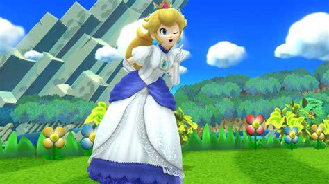 Blue (Ice) Peach | Super Smash Bros. for Wii U Skin Mods Elsa Games Free Download
