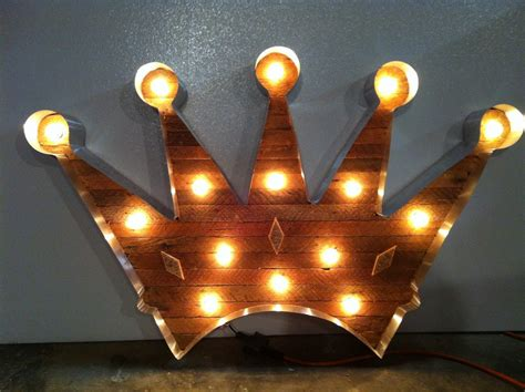 Scott Coppersmith Designs Crown Marquee Light Marquee Lights