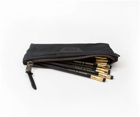 Pencil Pouch blackwing pencil pouch carry 24 blackwing pencils