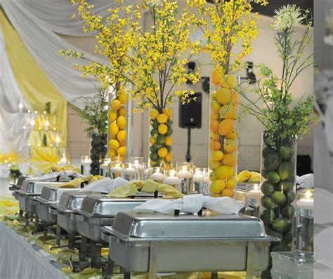 Catering Decorations Photos by 17 Best Ideas About Buffet Decorations On