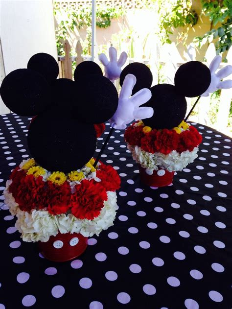 mickey mouse wedding centerpieces 53 best images about mickey mouse wedding on