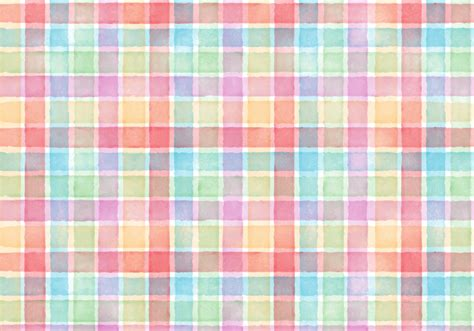 vector plaid pattern free free vector watercolor plaid abstract background