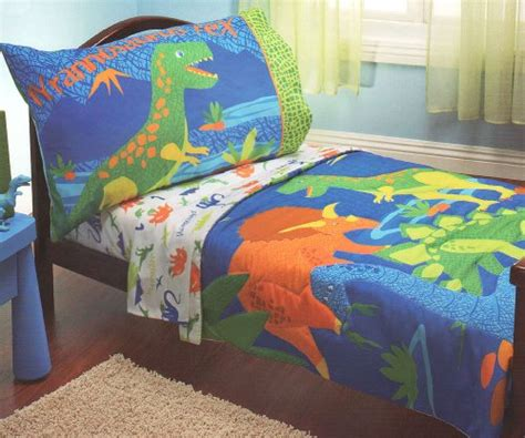 Dinosaur Bedding For Boys Dinosaur Quilts Comforters Dinosaur Crib Bedding For Boys
