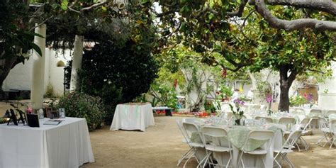 wedding locations in monterey ca memory gardens at monterey state historic park weddings