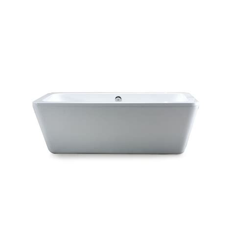 ove bathtub kido 69 acrylic freestanding bathtub ove decors kido