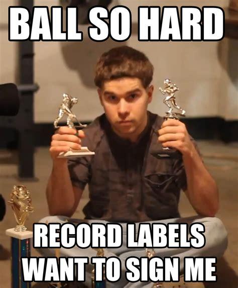 Rapper Meme - ball so hard krispy kreme froggy fresh know your meme