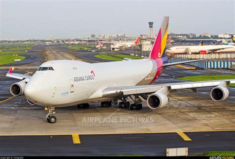 hl7436 asiana cargo boeing 747 400f erf at mumbai chhatrapati shivaji intl photo id