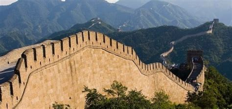 Modern Marvels Great Wall Of China by New Seven 7 Wonders Of The World List Names Images