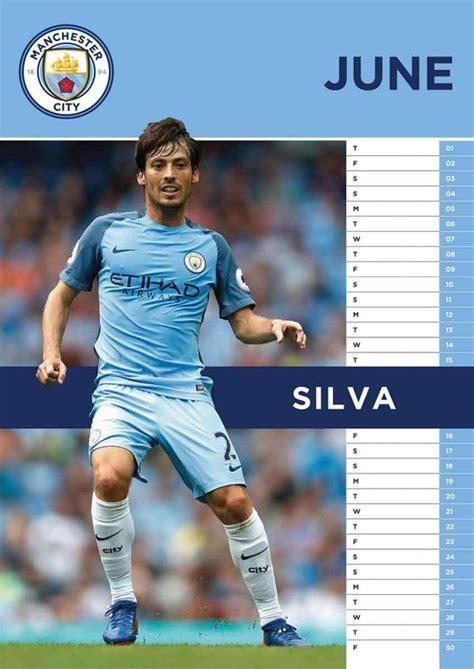 Calendario Manchester Calend 225 2018 Manchester City Em Europosters Pt
