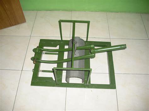 Alat Pemotong Kerupuk Bawang jual mesin pemotong perajang kerupuk lontongan manual semi