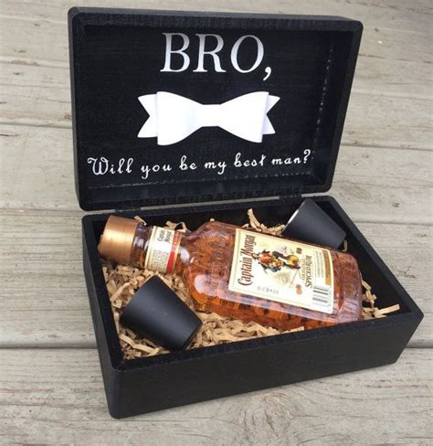 best man gifts 25 best ideas about groomsmen gift box on pinterest
