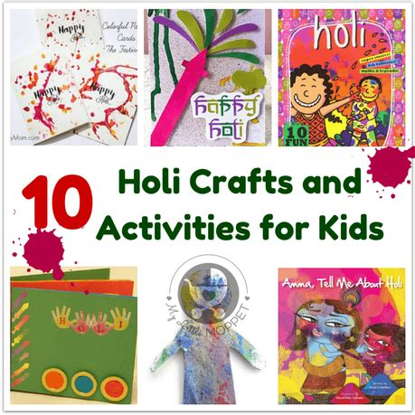 holi crafts for 10 holi crafts and activities for paperblog