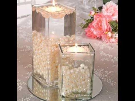 centros de mesa sencillos para boda centros de mesa para bodas economicos y bonitos youtube