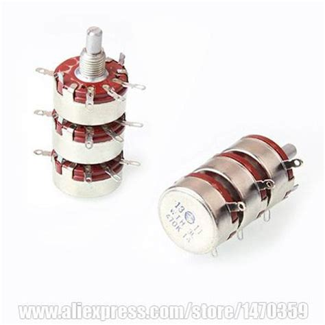 what is a rotary variable resistor 470k ohm unit wth118 2w 1a rotary variable resistor 3 pot linear taper 100pcs lot lanpade