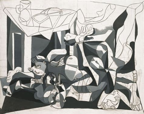picasso paintings guggenheim exposici 243 n picasso black and white en el solomon r