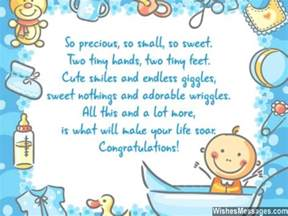 congratulations for baby boy newborn wishes and quotes wishesmessages