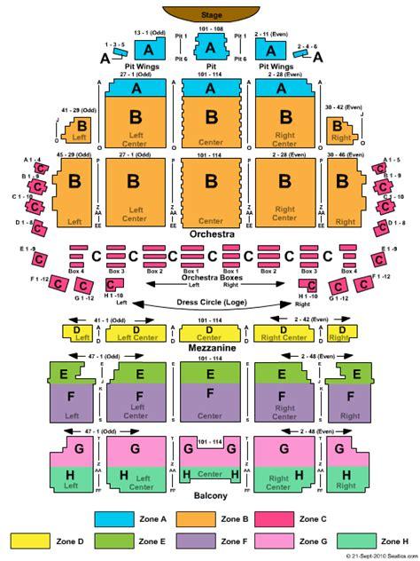 wang theatre boston seating map radio city spectacular boston massachusetts