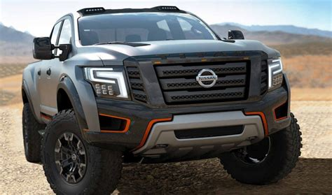 2019 Nissan Warrior by 2019 Nissan Titan Warrior Price Release Date Changes