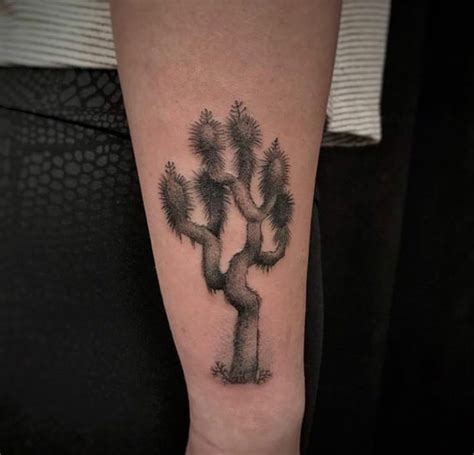 joshua tree tattoo best 25 desert ideas on arizona