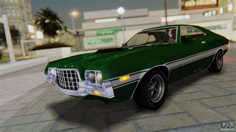 Ford Gran Torino Sport 1972 Kaufen by Ford Gran Torino Sport Sportsroof 63r 1972 Ivf For Gta