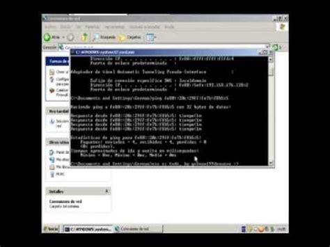 video tutorial xp windows windows xp tutorial habilitar ipv6 youtube