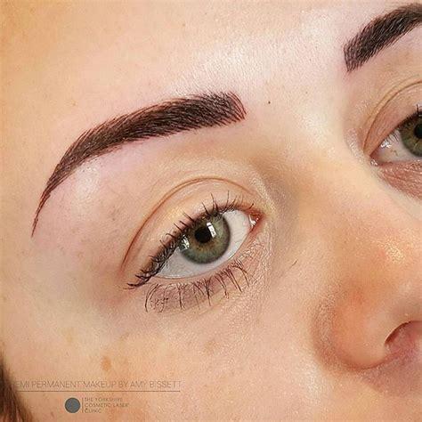 tattoo eyebrows orlando best 25 semi permanent eyebrows ideas on pinterest semi