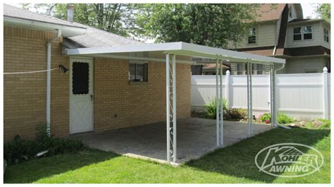 Marquee Awning by Aluminum Marquee Awnings Kohler Awning