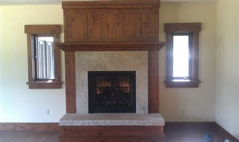 Westgate Fireplaces by Westgate Fireplace With Quartz Mantel Traditional