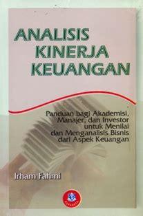 Oengantar Manajemen Keuangan By Irham Fahmi buku analisis kinerja keuangan penerbit alfabeta