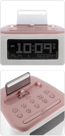 amazoncom ihome ipl alarm clock fm radio