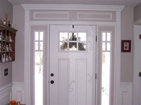 interior trim interior trim traditional entry other metro by