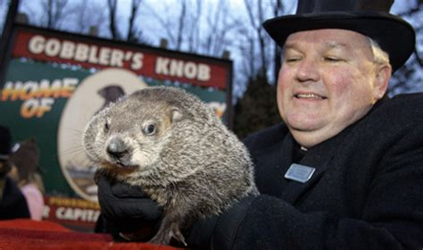 groundhog day years s