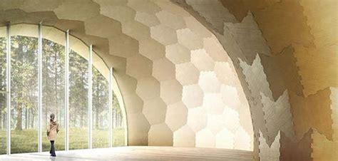 Pavillon Uni Stuttgart by Forstpavillon Als Holzpuzzle